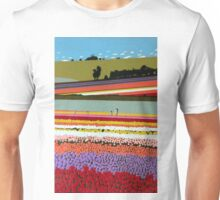 Tip-Toeing through the Tulips Unisex T-Shirt