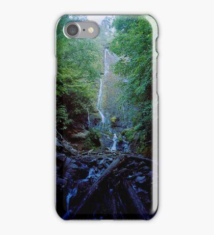 Falling Water Meditation iPhone Case/Skin