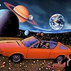 Planetary picnic by Susan Ringler