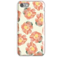 Water Flower iPhone Case/Skin