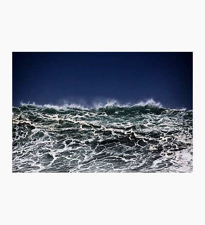 Winter Waves At Pipeline 11 Photographic Print
