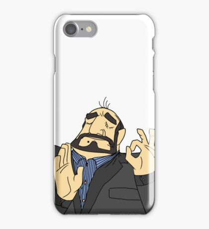 Just Right TB by Liftalot iPhone Case/Skin