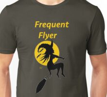 FREQUENT FLYER Unisex T-Shirt