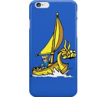 Sailing Away iPhone Case/Skin