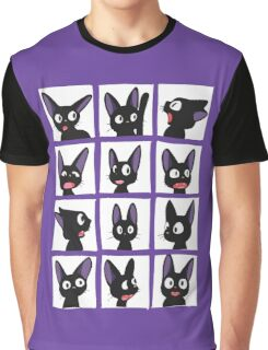 Jiji smiles Graphic T-Shirt