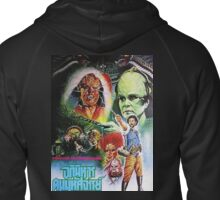 Salamamgkero - Magic Of The Universe Zipped Hoodie
