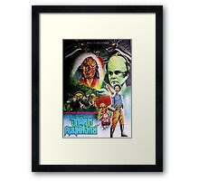 Salamamgkero - Magic Of The Universe Framed Print