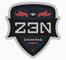 z3n Gaming Community Logo Kids Tee