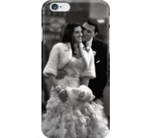 A Glimpse of Intimacy iPhone Case/Skin