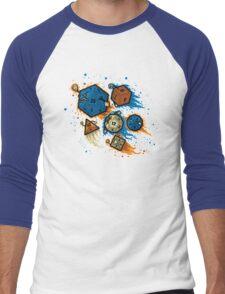 RPG United Remix Men's Baseball ¾ T-Shirt