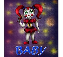 Sister Location: Circus Baby Photographic Print