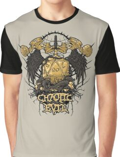 Chaotic Evil Graphic T-Shirt