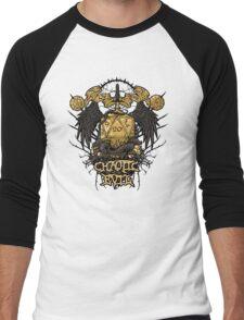 Chaotic Evil Men's Baseball ¾ T-Shirt