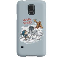 Snow Wars Samsung Galaxy Case/Skin