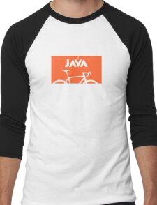 Java (Parody) Men's Baseball ¾ T-Shirt