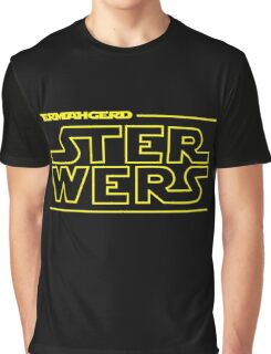 OMG STAR WARS Graphic T-Shirt