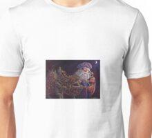 """""""MOONLIGHT RIDER"""" by artist ED GEDROSE Unisex T-Shirt"""
