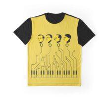 Kraftwerk keyboard circuit design! 2016-2017 tour! Graphic T-Shirt