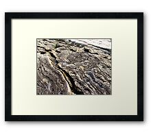 Geology II Framed Print