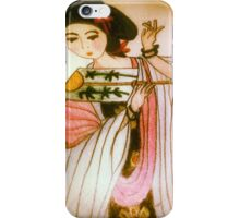 Oriental Beauty  iPhone Case/Skin
