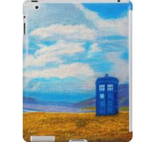 TARDIS: Seaside Stop iPad Case/Skin