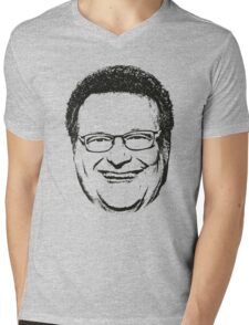 NEWMAN Mens V-Neck T-Shirt