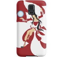 Ahri - the Nine Tailed Fox Samsung Galaxy Case/Skin