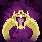 Vel'koz, the Eye of the Void by studioNdesigns