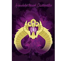 Vel'koz, the Eye of the Void Photographic Print