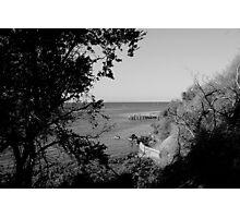 Table Rock Point, Beaumaris Photographic Print