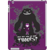 Annie, the Dark Child iPad Case/Skin