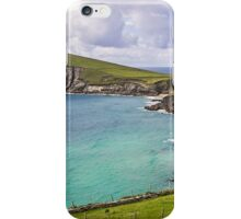 View to Dunmore Head - County Kerry - Ireland iPhone Case/Skin