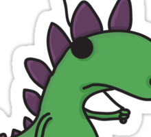 Scruff's day Out Sticker