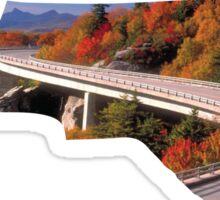 North Carolina Road Sticker