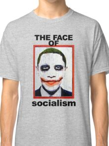 The Face of Socialsim Classic T-Shirt
