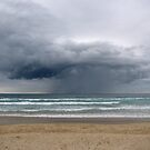 storm on the horizon by Zefira