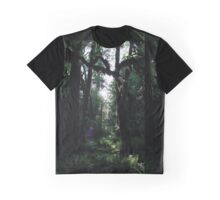 Spirited Woodlands Graphic T-Shirt