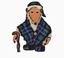 Womble Great Uncle Bulgaria by sketchie