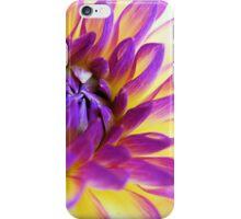 Dahlia squared iPhone Case/Skin