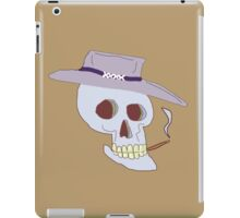 OUTLAW 2 (sand color) iPad Case/Skin