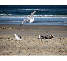 beach snap 11 Photographic Print