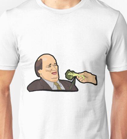 kevin broccoli Unisex T-Shirt