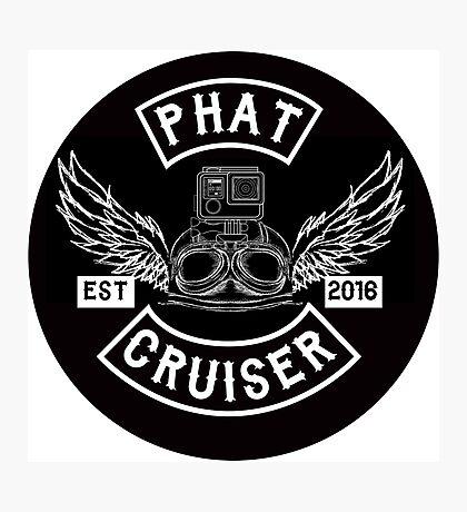 Phat Cruiser - Your Friendly Illawarra Motovlogger Photographic Print