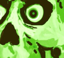 CREEP II (green) Sticker