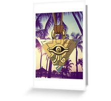 Millenium Puzzle Bliss Greeting Card