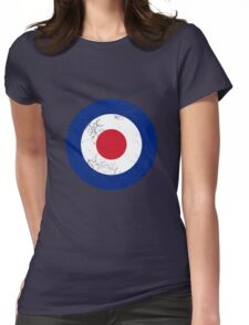 Military Roundels - Royal Air Force - RAF Womens Fitted T-Shirt