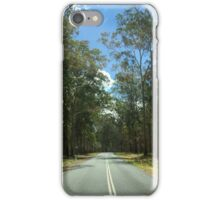 Open road iPhone Case/Skin