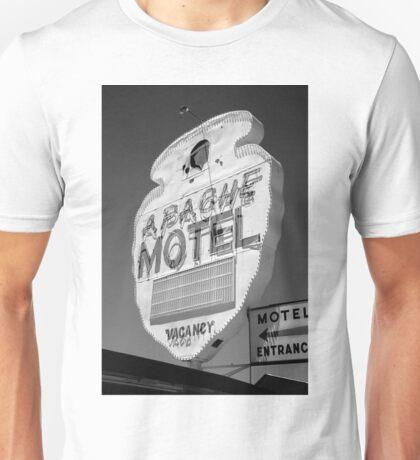 Route 66 - Apache Motel Unisex T-Shirt