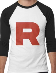 TEAM ROCKET POKEMON Men's Baseball ¾ T-Shirt