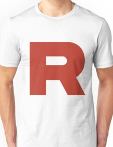 TEAM ROCKET POKEMON Unisex T-Shirt